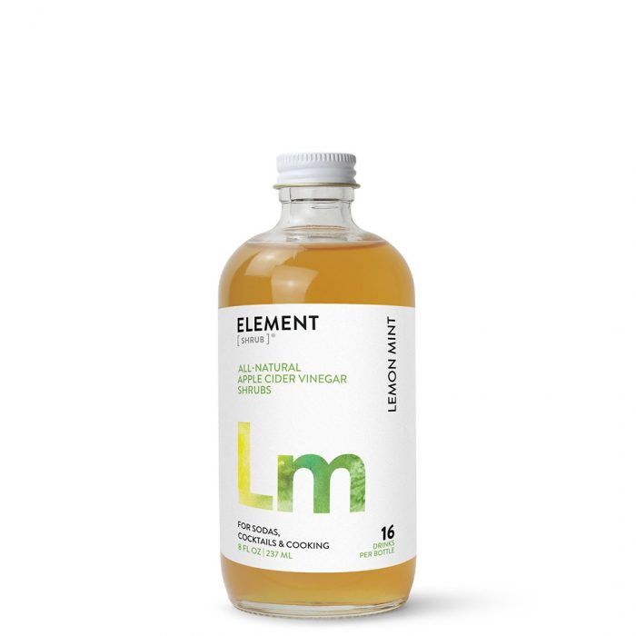 ELEMENT Products | Lemon Mint Shrub