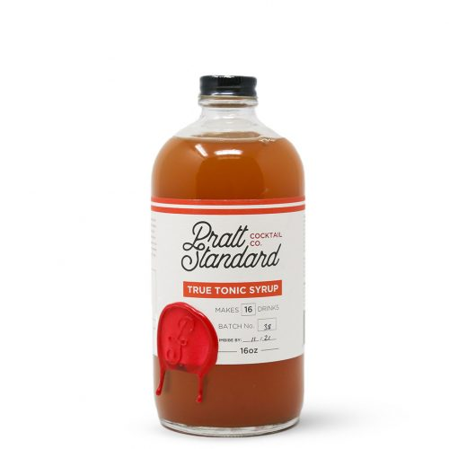 Pratt Standard Products | True Tonic Syrup