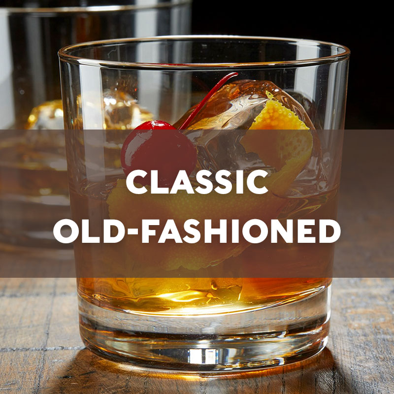 Classic Old-Fashioned | Cocktail | A. Smith Bowman Distillery