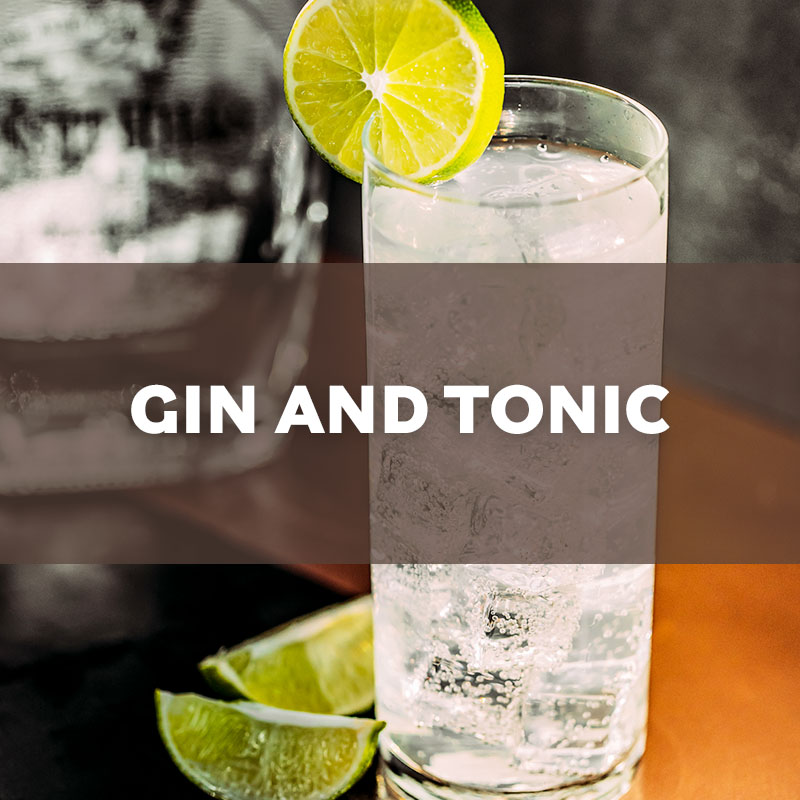 Gin and Tonic | Cocktail | A. Smith Bowman Distillery