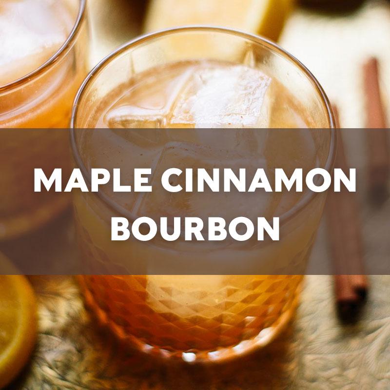 Maple Cinnamon Bourbon Sour | Cocktail | A. Smith Bowman Distillery