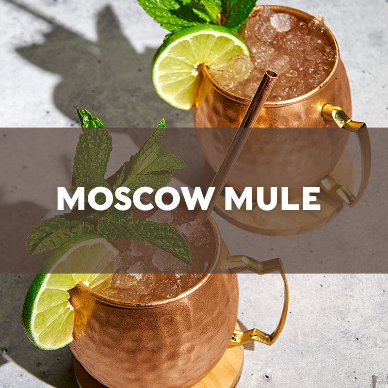 Moscow Mule | Cocktail | A. Smith Bowman Distillery