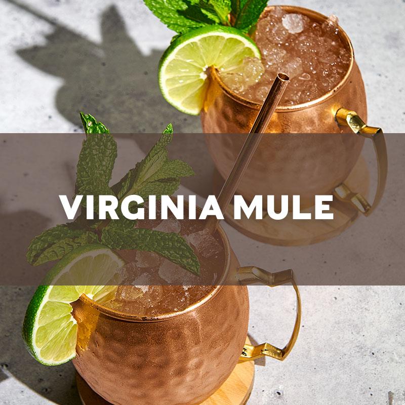 VIirginia Mule | Cocktail | A. Smith Bowman Distillery