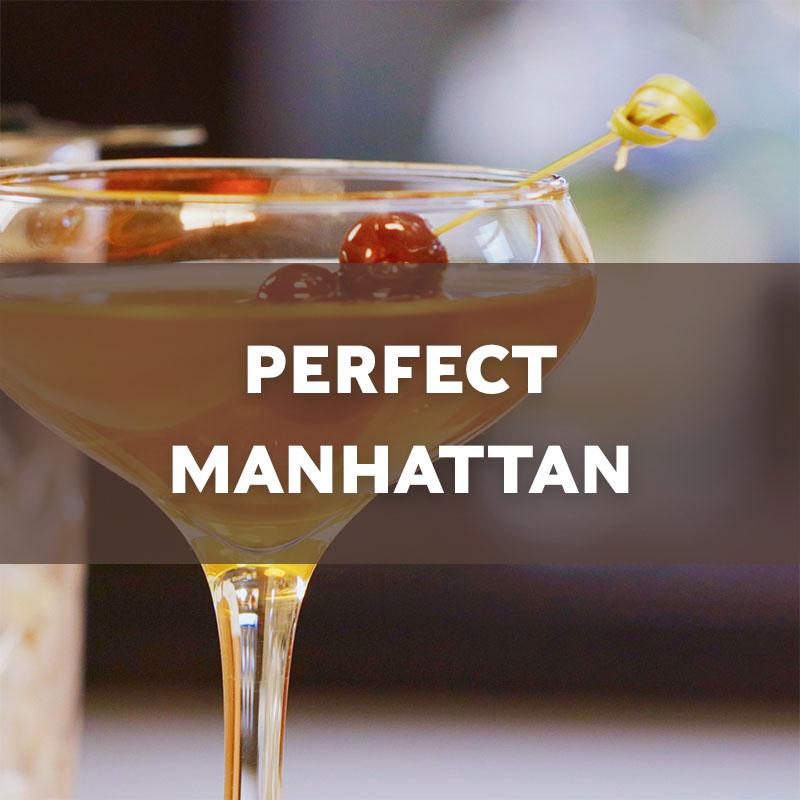 Perfect Manhattan | Cocktail | A. Smith Bowman Distillery
