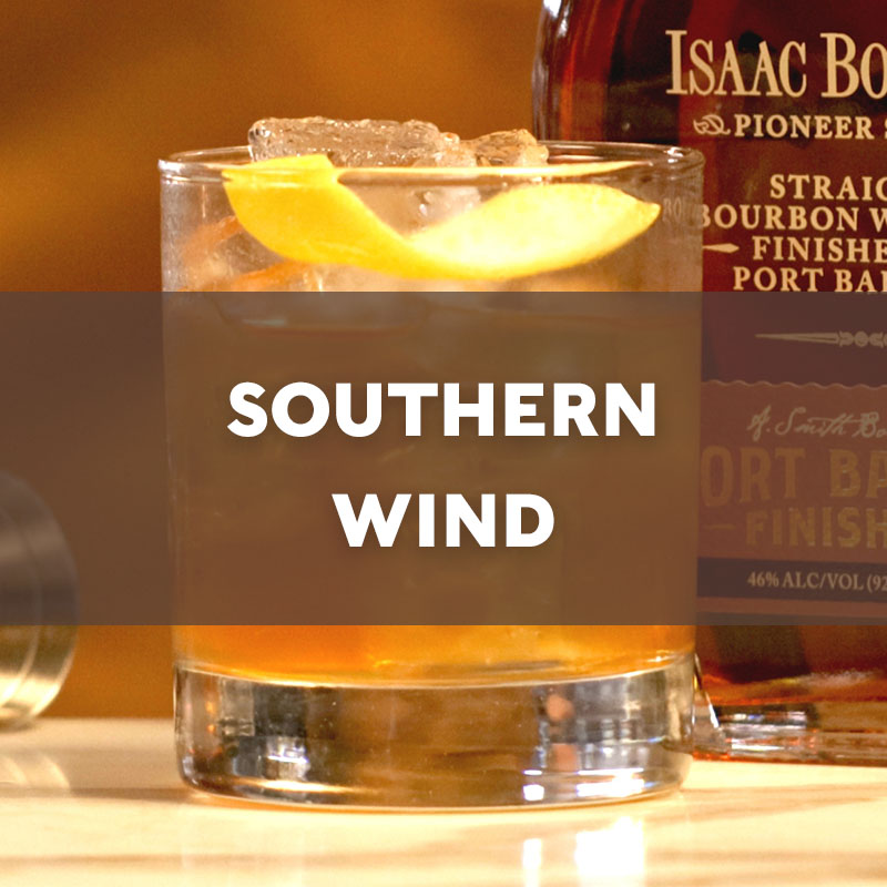 Southern Wind | Cocktail | A. Smith Bowman Distillery