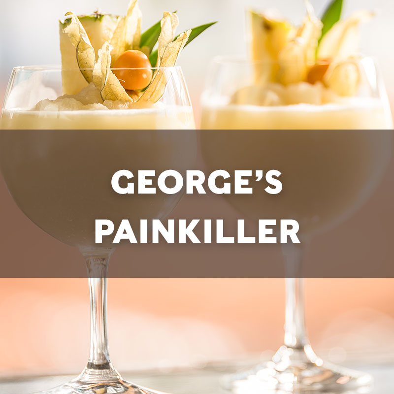 George's Painkiller | Cocktail | A. Smith Bowman Distillery