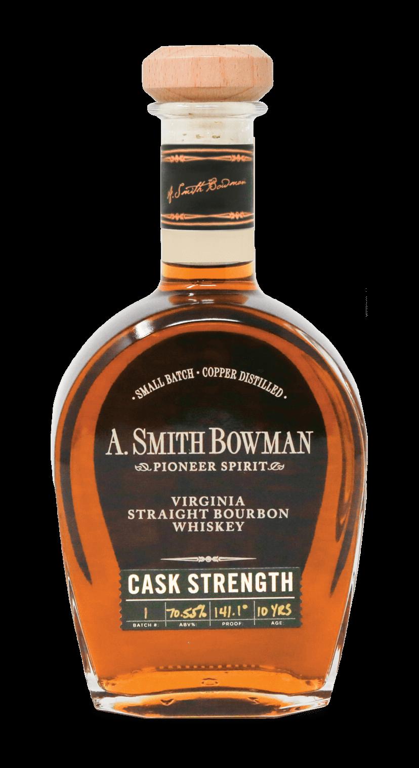 A. Smith Bowman Cask Strength