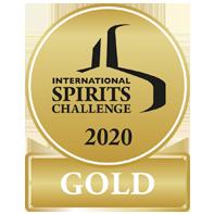 2020 International Spirits Challenge Gold Award