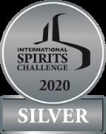 2020 International Spirits Challenge Silver Award