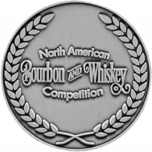 2020 North American Bourbon & Whiskey Competition Silver Award