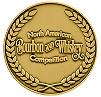 2020 North American Bourbon & Whiskey Competition Gold Award