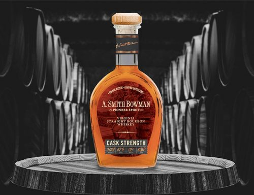 A. Smith Bowman Cask Strength Bourbon is the Latest Release from Virginia's Oldest Distillery