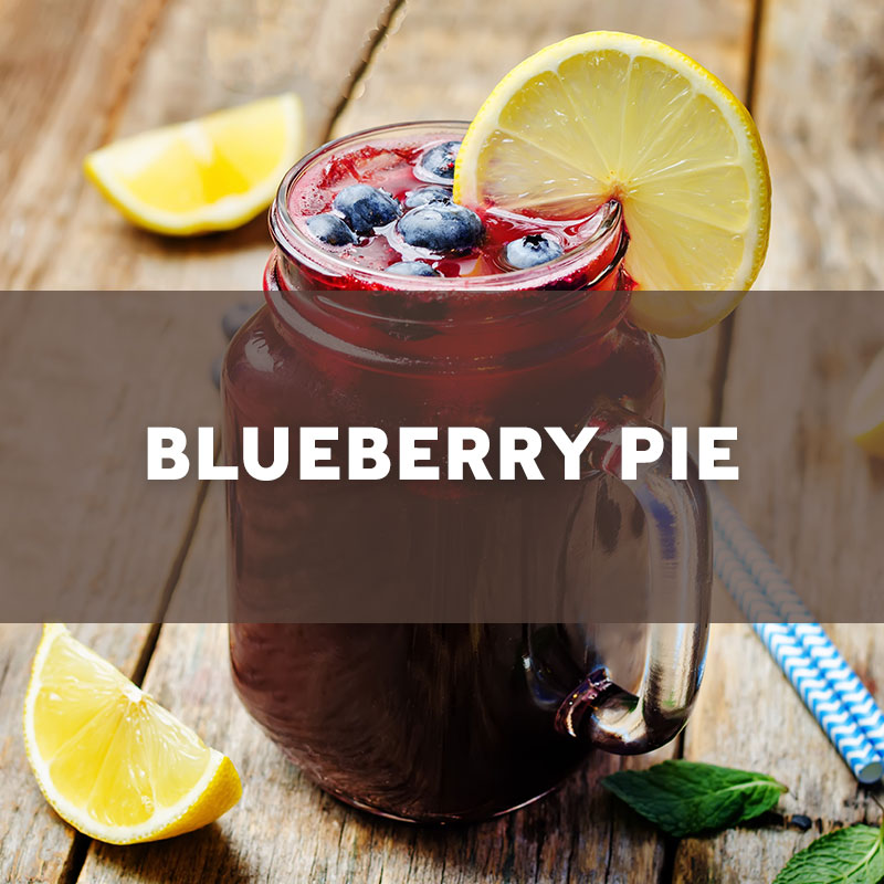 Blueberry Pie Cocktail Recipe