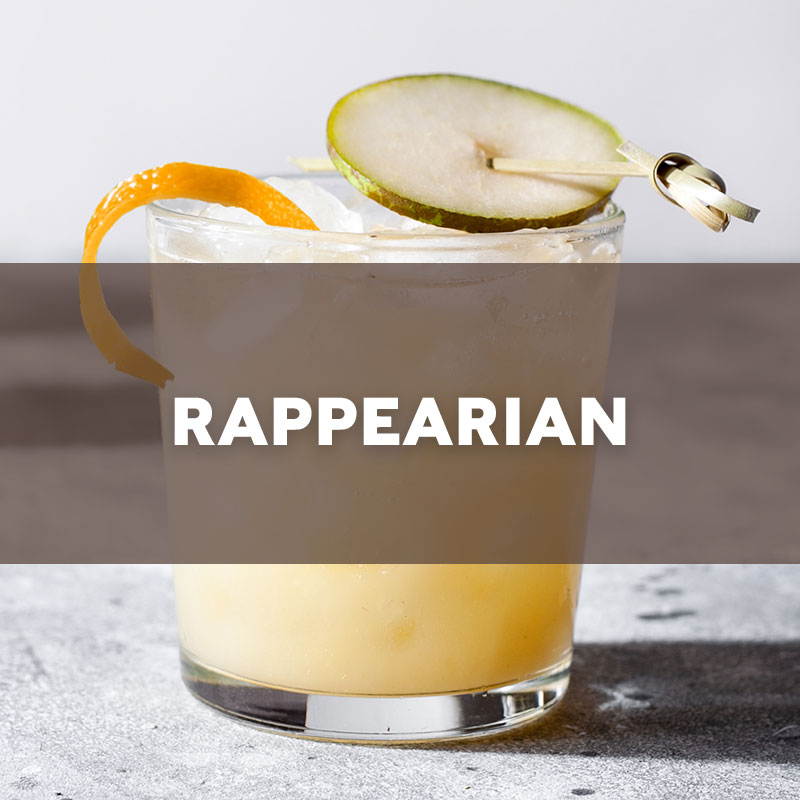Rappearian Cocktail Recipe