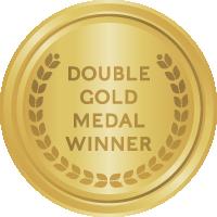 Double Gold Medal Winner Award
