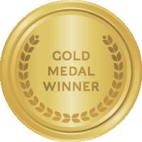 Gold Medal Winner Award