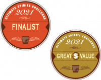 2021 Ultimate Spirits Challenge Finalist and Great Value Awards
